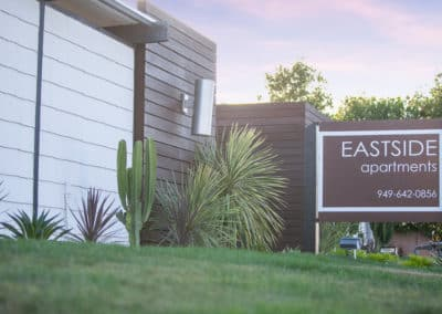 Welcome home to Eastside Apartments